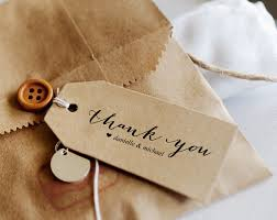 Thank You Tags Wedding Favors Templates by Editable Printable Free Thank You Tag Free Printable Template For