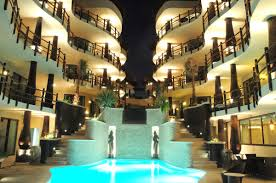 el taj oceanfront and beachside condo hotel playa del carmen