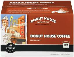 keurig k cups light roast donut house coffee k cup portion pack for keurig k cup brewers