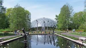 St Louis Botanical Garden Hours Visitors Guide To The Missouri Botanical Garden St Louis Missouri
