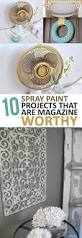 best 25 spray paint crafts ideas on pinterest diy art projects