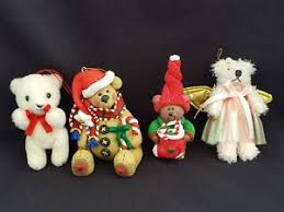 ornaments bears lot of 4