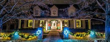 Professional Christmas Lights Spokane Christmas Light Installation U2013 Holiday Lighting