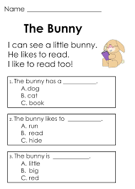 ideas about beginning reading worksheets for kindergarten