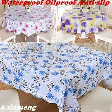nappe cuisine plastique la nappe de table en ce qui concerne table salle a manger avec