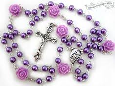 purple rosary catholic rosaries for women handmade catholic rosary with navy