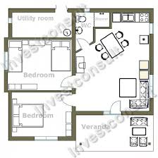 Free House Floor Plans Plan Bed House Floor Plan Small Beautiful House Plans Likable