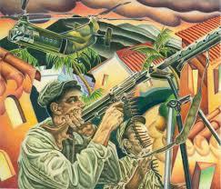 geo sipp artwork algerian firefight original drawing other