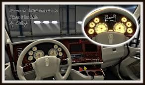 2016 kenworth t680 price kenworth t680 interior u0026 retro dial skin ats mods