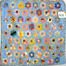 24 best grandma u0027s flower garden quilts images on pinterest