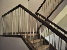 model staircase glass stair railing kits elegant latest