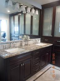 tile wall bathroom design ideas chrome finished single small master bathroom designs brown