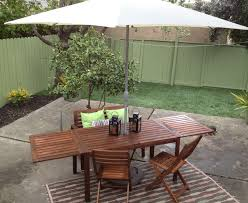 Ikea Outdoor Table by Ikea Patio Umbrella Recommendation Homesfeed