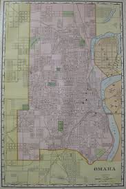Lincoln Ne Map 48 Best Omaha Historical Maps Images On Pinterest Antique Maps