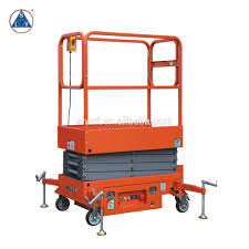 electric man lift electric man lift suppliers and manufacturers
