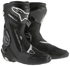 best leather motorcycle boots alpinestars smx plus boots revzilla