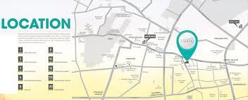 addor cloud 9 in ambavadi ahmedabad price location map floor