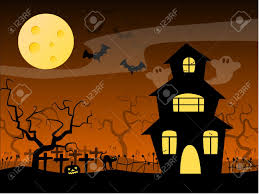 halloween haunted house royalty free cliparts vectors and stock