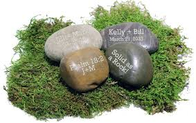 personalized garden stones you rock personalized garden paper weight