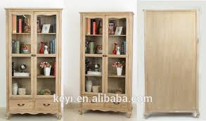 living room showcase glass doors design cabinet wooden design