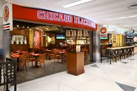 Map Of Chicago O Hare by Where To Eat At O U0027hare International Airport Ord Eater Chicago