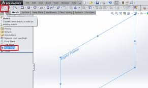 create a coffee cup using revolve and sweep in solidworks