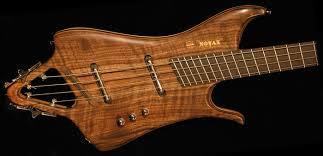 fanned fret 6 string bass novax guitars photo archives basses