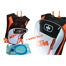 ogio motocross gear bags 2l camel bag backpack hydration pack water bag orange