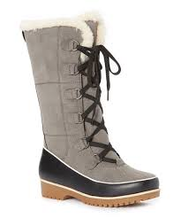 womens boots zu lamo gray kristi winter boot zulily