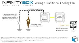 fan relay switch wiring electric fan to toggle switch how wire with relay straight a