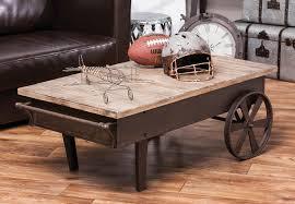 railroad cart coffee table modern industrial warehouse railroad cart coffee tables with