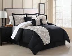 Embroidered Bedding Sets King Comforter Sets