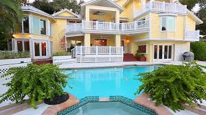 florida style homes key west style home in siesta key florida youtube