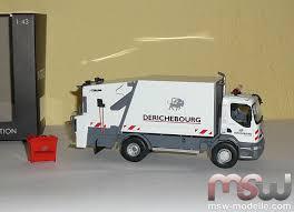 renault truck premium model norev renault premium 2006 garbage truck 1 43