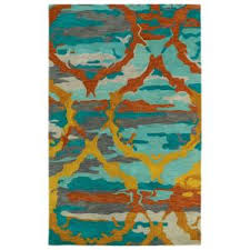 6 X 7 Area Rug Kaleen Brushstrokes Red 8 Ft X 11 Ft Area Rug Brs02 25 8 X 11