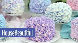 House Beautiful Com by You Need To See The Trick To Creating This Stunning Hydrangea Cake