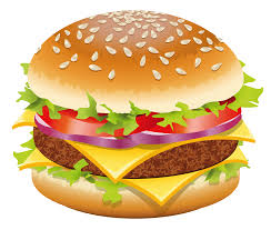 halloween clip art clear background burger clipart clear background pencil and in color burger