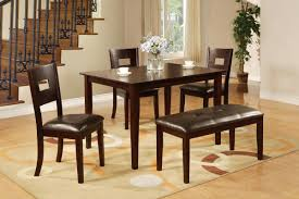Dining Room Chairs And Benches Dining Room Interactive Image Of Dining Room Decoration Using