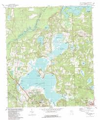 Map State Of Florida by Lake Jackson Topographic Map Fl Usgs Topo Quad 30084e3