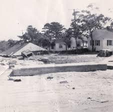 hurricane carol august 31 1954 wareham area massachusetts