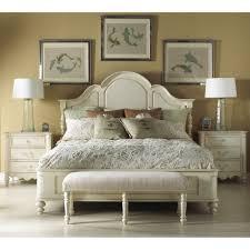 Henredon Bedroom Furniture by Fine Furniture Design Summer Home Queen Platform Bed In Shell Ff