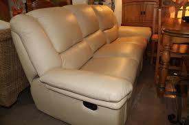 preloved cream leather corner sofas centerfordemocracy org