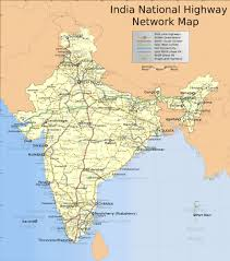 Bombay India Map by India Roads Map Maps Of India