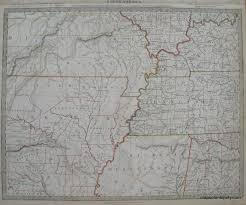 Kentucky Tennessee Map by Parts Of Missouri Illinois Kentucky Tennessee Alabama