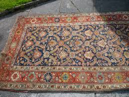 Old Persian Rug by Thick Piled Old Persian Runner Probably Turn Of 19 20th Century