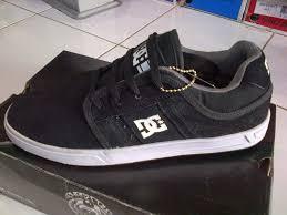 Sepatu Dc dc skateboard pusat sepatu import running casual anak