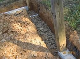 How To Build A Stone by Build A Stone Foundation Foundation Stone And Homesteads