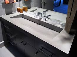 troff sinks bathroom trough sink with 2 faucets befon for