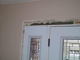 Exterior Door Threshold Replacement by Exterior Replacement Door U2013 Part 8 U2013 The Installation Continues