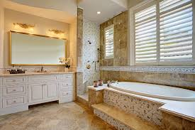 painted crown molding bathroom traditional with gold faucets